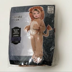Lion Costume 🦁